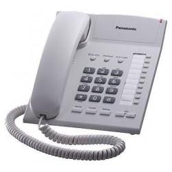 Телефон Panasonic KX-TS2382 RUW повторн.набор/тон.набор/настен.установка/быстр.набор-20кн/блокировка набора номера/удержание линии