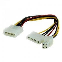 Кабель питания Molex->Molex + ATX 4 pin Gembird CC-PSU-4