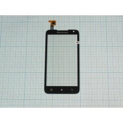 Touch screen Lenovo A526 чёрный