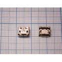 Системный разъём №112 micro-USB Nokia N85/N86/E66/6730/C2-02/C2-03/C2-06/C2-07/C2-08/C5