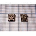 Системный разъём №115 micro-USB Lenovo K920/Vibe Z2 Pro