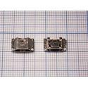 Системный разъём №118 micro-USB Samsung J100/J500