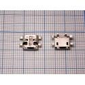 Системный разъём №121 micro-USB Sony D2303/D2302/D2403 (M2/Mperia M2 Dual/M2 Aqua)