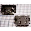 Разъем HDMI №04 Samsung R428 R439 R440 R522 Q330 R467 R469 R530 R580 R620 R780 RF510 RF710 P530 X320