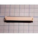 FPC коннектор шлейфа клавиатуры ноутбука 24 pin шаг 1,0 мм