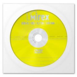 Диск DVD-R 1шт Mirex 4.7Gb 16x конверт с окном (UL130003A1C)