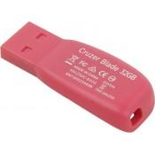 Флешка SanDisk CZ50 Cruzer Blade розовый (SDCZ50C-032G-B35PE) (USB2.0,32Gb)