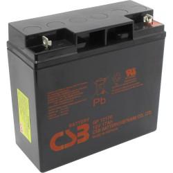 Аккумулятор CSB GP12170 B3 12V,17Ah (в167/д181/ш76)