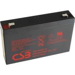 Аккумулятор CSB HRL 634W F2, FR