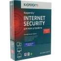 Антивирус Kaspersky Internet Security для всех устройств (5 пк 1 year Base box,KL1941RBEFS)