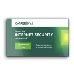 Антивирус Kaspersky Internet Security для Android (Russian Edition. 1 Device 1 year Base Card)