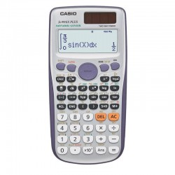 Калькулятор CASIO научныйFX991ES PLUS 10+2 разряд., 811456
