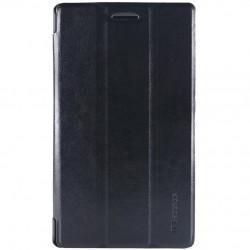 """Чехол для Lenovo Idea Tab 3 7""""/TB3-730X IT BAGGAGE ITLN3A705-1 черный  ультратонкий"""