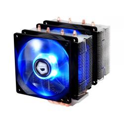 Кулер ID-Cooling SE-904TWIN (150W,Blue Led,92x2 мм/съемный вентилятор,S115х/775/2011/AMx/9xx)