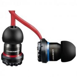 Гарнитура Cooler Master Resonar (SGH-2090-KKTI1) вставные, 20Ом, 58дБ, кабель 1.2м,  Black