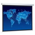 Экран 150х150см настенно-потолочный Cactus CS-PSW-150x150 Wallscreen рулонный белый
