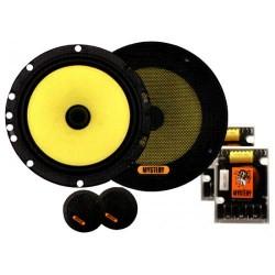 Колонки автомобильные 16см Mystery MF 6.2 65/220Вт, 45-21000Гц, 4Ом, 92дБ, коаксиальная АС