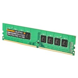 Оперативная память QUMO DIMM DDR4 4Гб(2400МГц, CL16, QUM4U-4G2400C16)