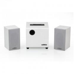 Актив.колонки 2.1 SmartBuy Sparta SBA-210 12Вт, FM, MP3, SD/USB, питание от сети, MDF, White