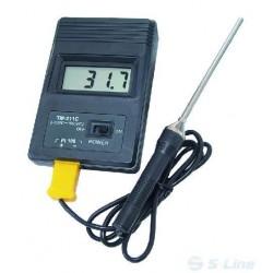 Термометр контактный S-Line TM-211C, -100°..199.9°
