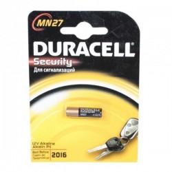 Батарейка 27A DURACELL 1 шт./12В. щелочная