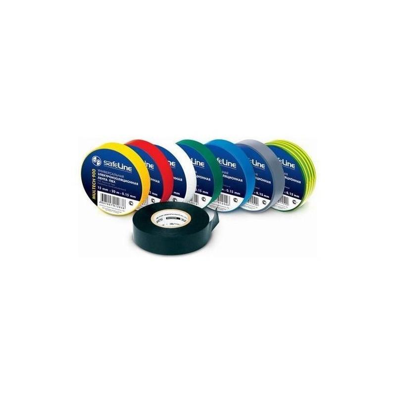 Изолента SafeLine /19мм х 20м/ 0.15мм