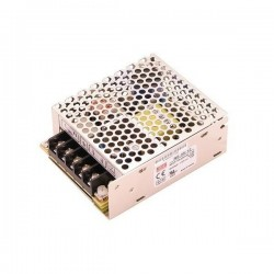 Блок питания Mean Well RS-35-12/12в, 3А, 99х82х36мм, встраиваемый