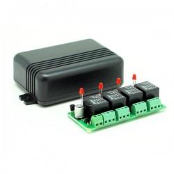Набор MK330/модуль исполнительный для систем с ДУ, 4 канала, 220в, 2.5А