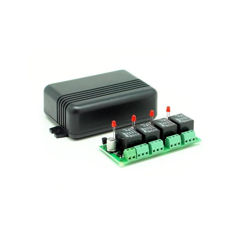 Набор MK330 модуль исполнительный для систем с ДУ, 4 канала, 220в, 2.5А