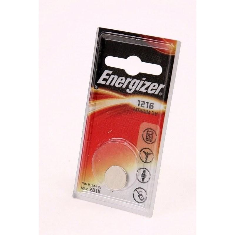 Элемент питания CR1216 Energizer 3в