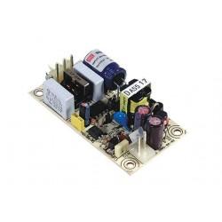 Блок питания Mean Well PS-05-5/5в, 1.2А, 75x40x20мм, бескорпусной