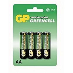 Элемент питания R6 GP GreenCell/1.5в