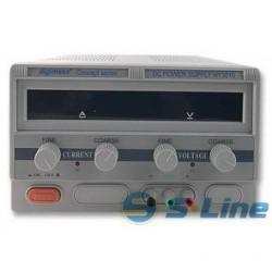 Блок питания лабораторный S-Line HY-3010, 30в, 10а, линейный, LCD