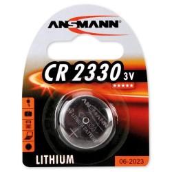 Элемент питания CR2330 ANSMANN/3в