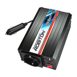 Преобразователь 12в-220в 150вт ROBITON R200/12в-220в, 150вт, USB