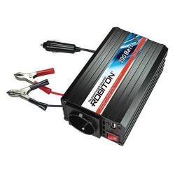 Преобразователь 12в-220в 300вт R300/12в-220в, 300вт, USB