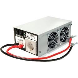 Преобразователь 48в-220в 1500вт ИС-48-1500/чистый синус, защита от КЗ, перегрузки, -40..+40°C
