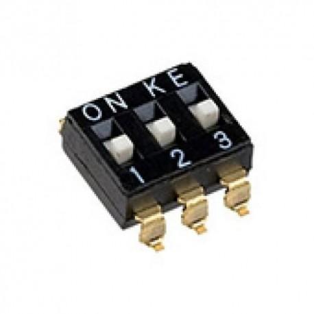 Переключатель SWD 4-3/DMD, 2.54мм