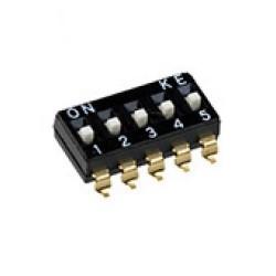 Переключатель SWD 4-5/DMD, 2.54мм