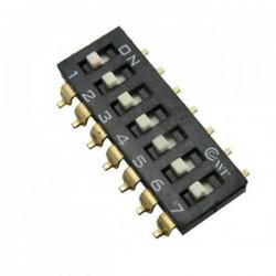 Переключатель SWD 4-7/DMD, 2.54мм