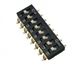 Переключатель SWD 4-8/DMD, 2.54мм
