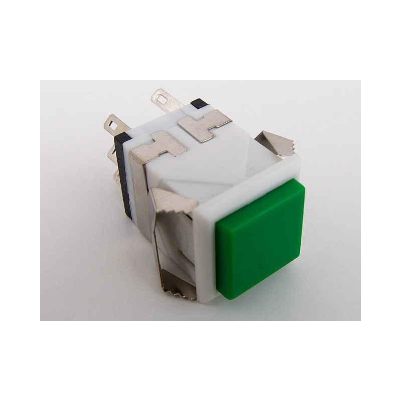 Кнопка KD2-24WEN зеленый
