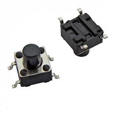Кнопка тактовая 6x6x8мм 4 конт. SMD