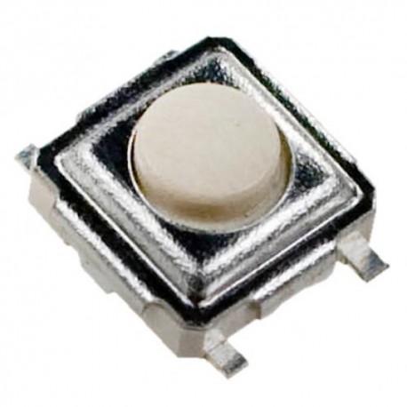 Кнопка тактовая 3x3x1.5мм 6 конт. SMD