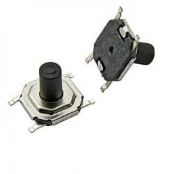 Кнопка тактовая /4х4х4.3мм/ SMD