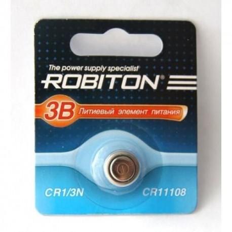 Элемент питания CR1/3N Robiton