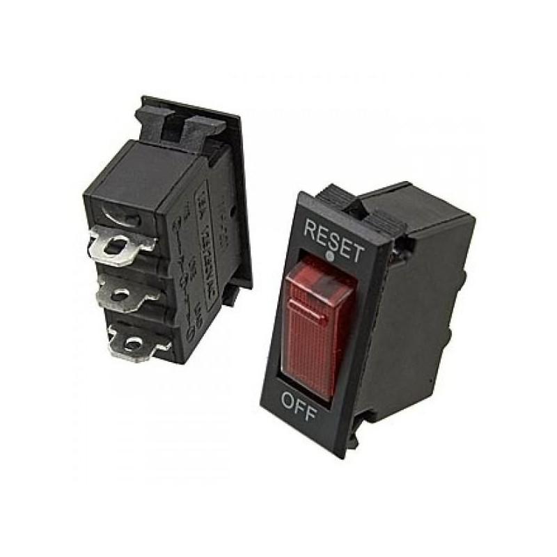 Выключатель автоматический M116-B120 16A