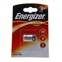 Батарейка CR2 ENERGIZER 1 шт./3В. литиевая