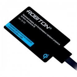 Зарядное устройство ROBITON Qi-W2/Qi приемный модуль для устройств micro-USB