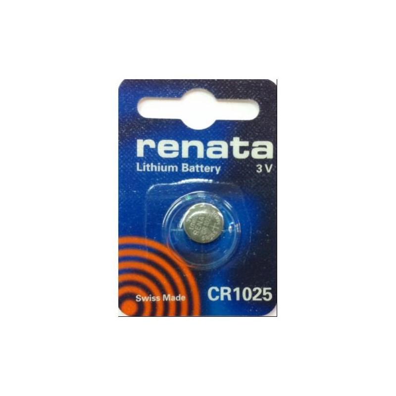 Элемент питания CR1025 RENATA